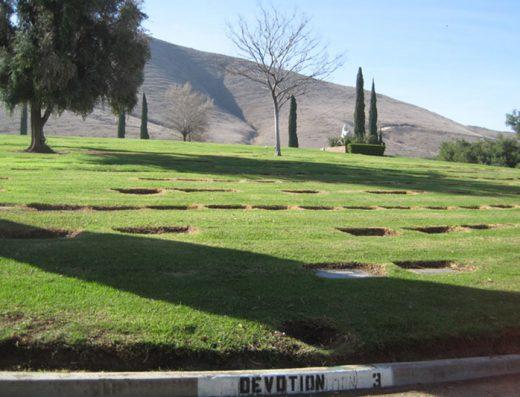 Crestlawn M.P., Riverside - Magnolia Court Mausoleum - Bayer ...