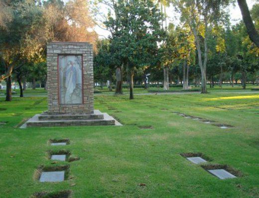 2 Grave Es Westminster Memorial Park Ca The Cemetery