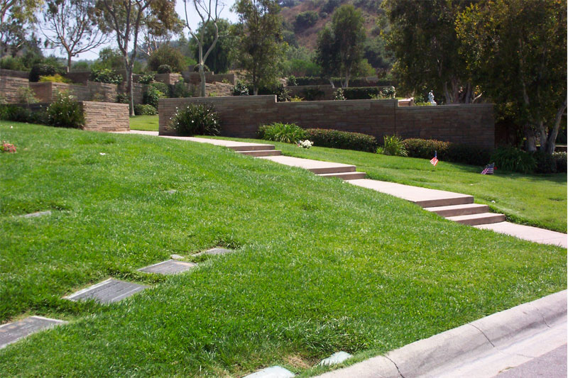 Forest Lawn M.P., Covina Hills - Vale of Faith, Lot 2868 - Bayer ...