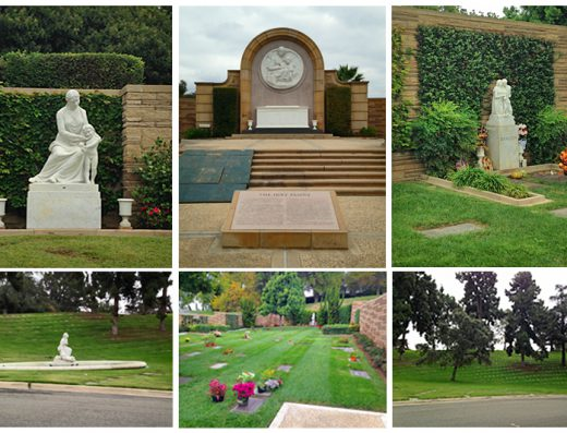 Forest Lawn M.P., Glendale - Contemplation - Bayer Cemetery Brokers