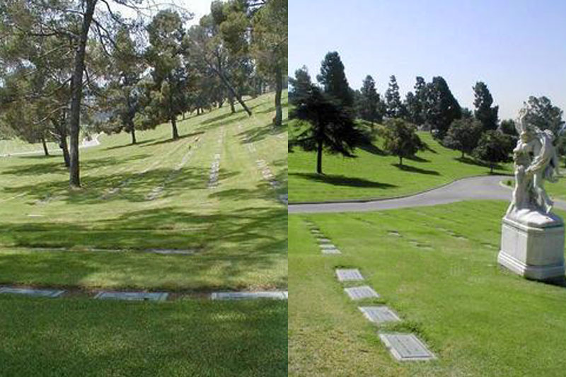 Forest Lawn M.P., Glendale - Sunrise Slope - Bayer Cemetery Brokers