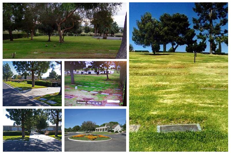 Eden Memorial Park, Mission Hills - Family Estates - Bayer Cemetery ...