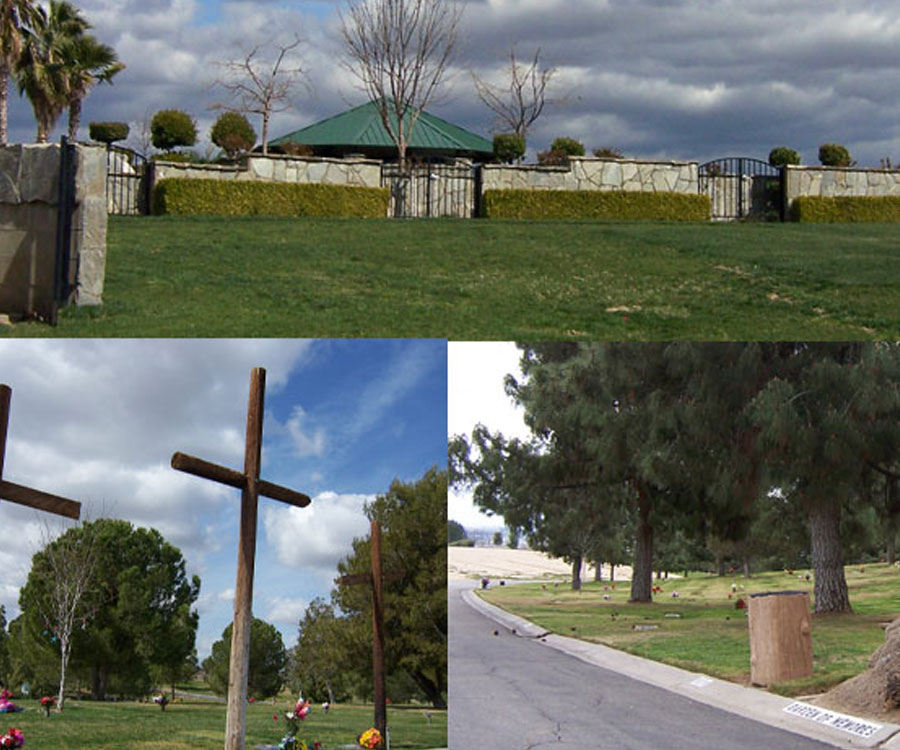 Hillcrest M.P., Bakersfield - Sunrise Lawn - Bayer Cemetery Brokers