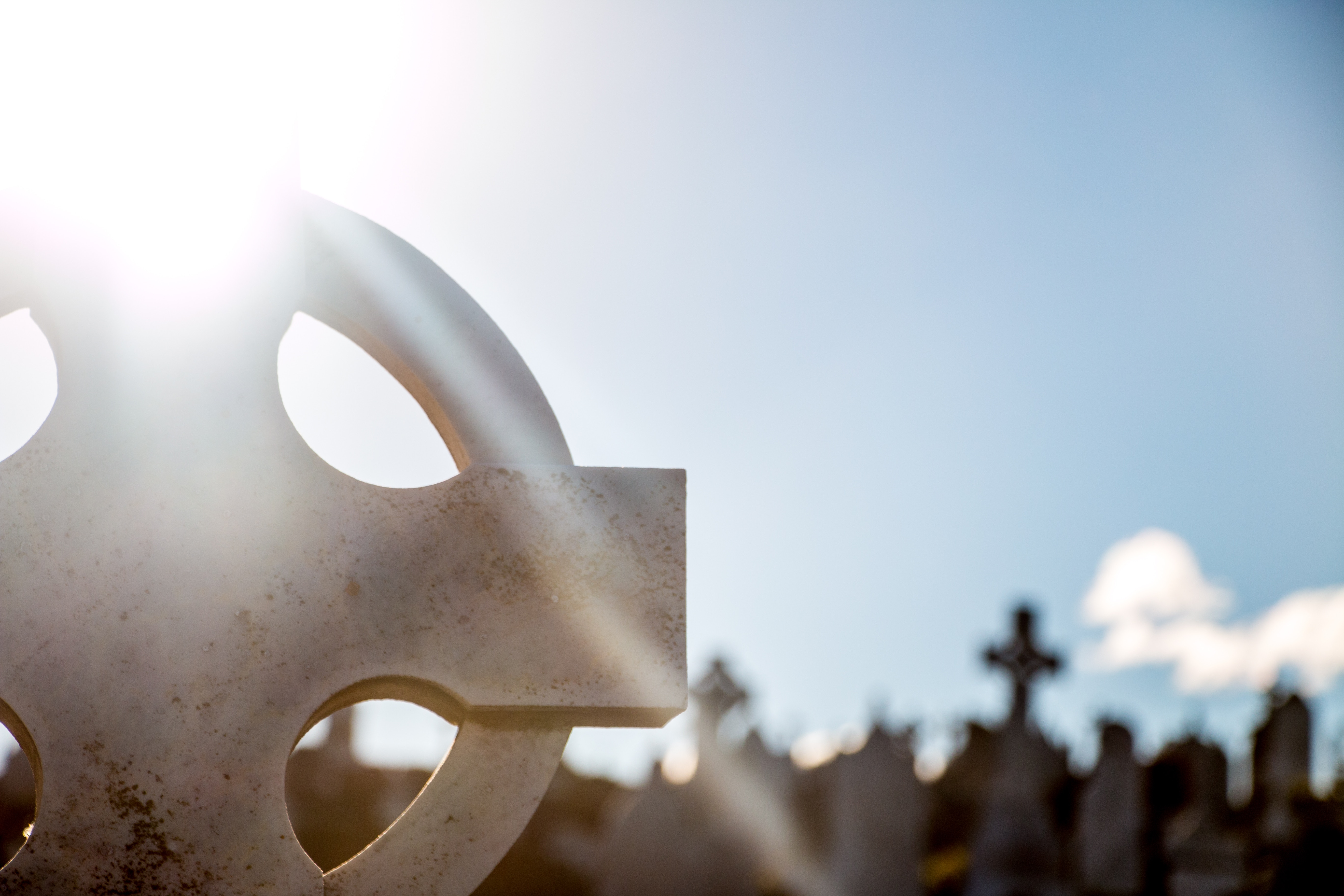 Cemeteries are historic landmarks that tell a story.